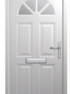 Single PVC Doors